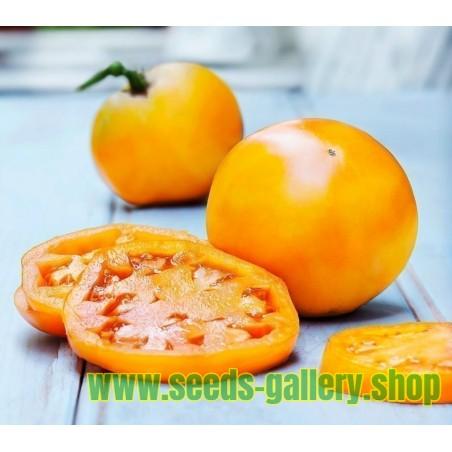 Graines Tomates jaunes-oranges Golden Jubilee