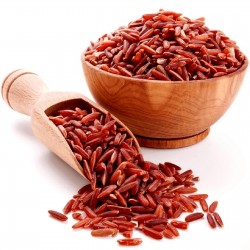 Rakthashali rode rijstzaden