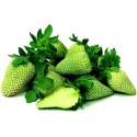 Semillas De Fresa Verde - Frutas Exóticas