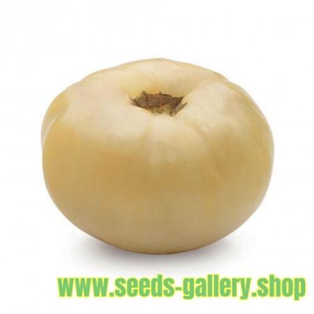 Σπόροι Ντομάτα λευκό Θαύμα (White Wonder)