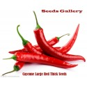 Cayenne Thick Seeds