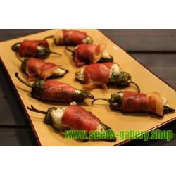 "Semi di Peperoncino DEL PADRON (ricetta ""tapas"")"