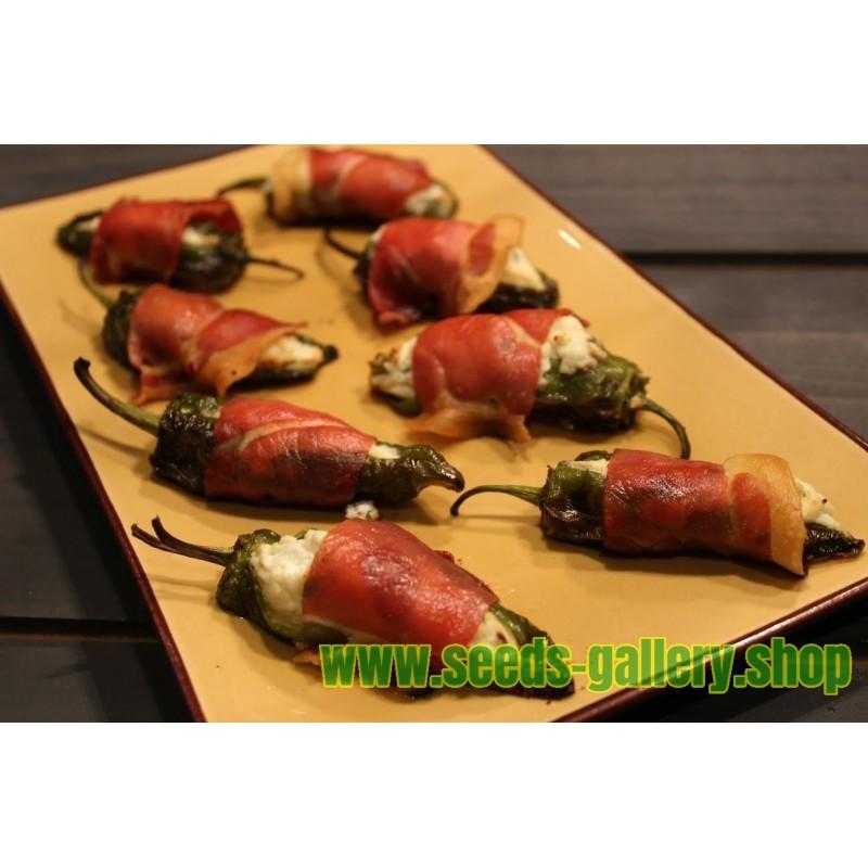 Orange Sun - Paprika süß Samen
