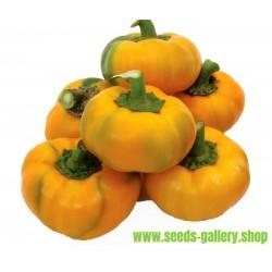 Sementes de Pimenta ROTUND amarelo