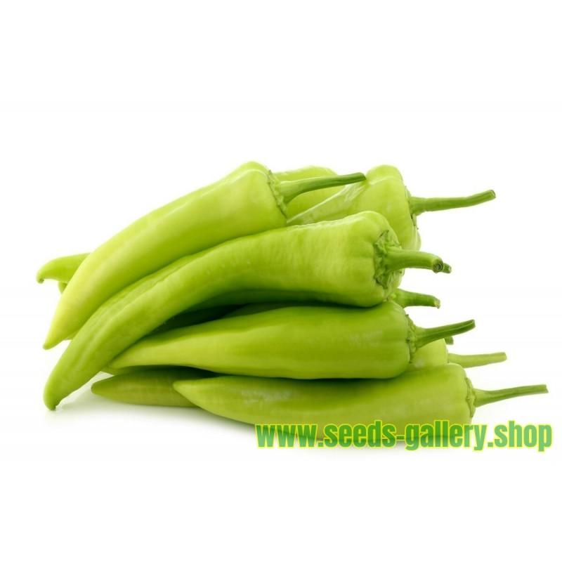 Σπόροι Τσίλι - πιπέρι SWEET BANANA