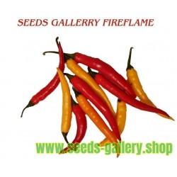 Sementes de pimenta FIREFLAME