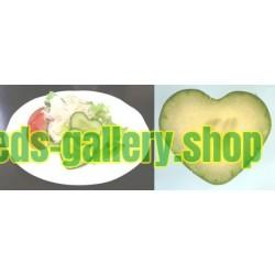 Molde de Frutas e Vegetais, Formato de coração, Forma de Frutas de Mudança