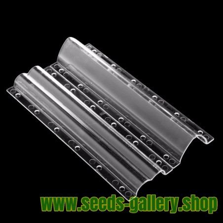 Transparent Clear Test Tube With lid 0.5ml