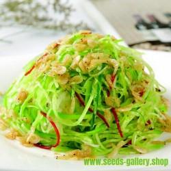 Chinese Green Luobo Radish Seeds