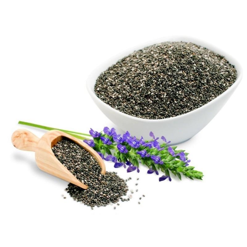 Crna Chia – Cia Seme (Salvia hispanica)