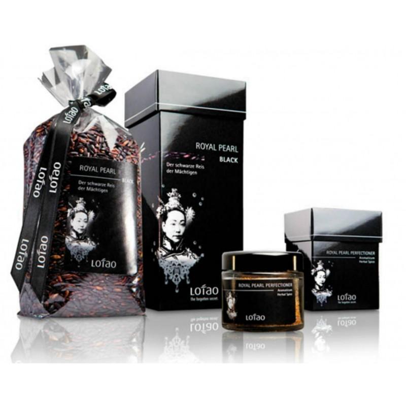 Graines de Riz Noir Royal Pearl