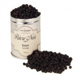 Black kampot pepper - finest flavor