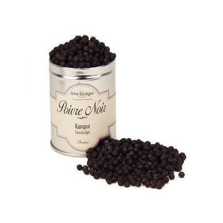 Poivre noir Kampot - meilleur goût