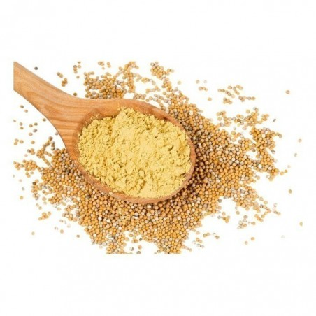 Yellow mustard spice - ground