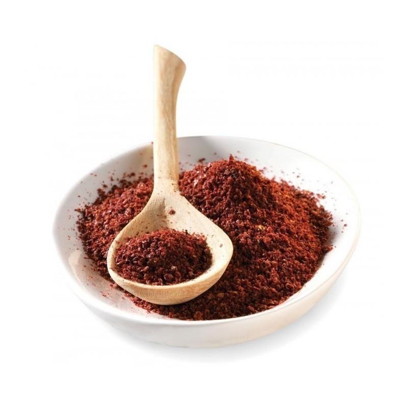 Grozdasti ruj zacin - mleveni (Rhus coriaria)