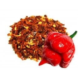 Trinidad Moruga scorpion crushed chili - 2 million SHU
