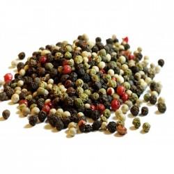 Mistura de grãos de pimenta - tempero