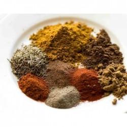Afrikansk BBQ krydda