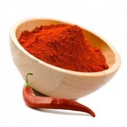 Peperoncino rosso affumicato tritato Tabasco rosso - spezia