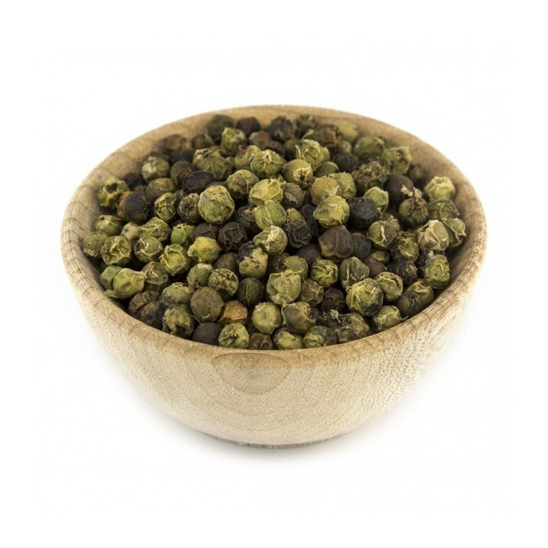 Green peppercorns - spice