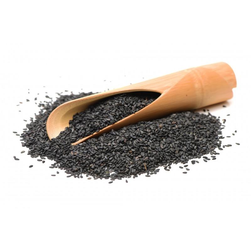 Μαύρο μπαχαρικό σουσάμι
