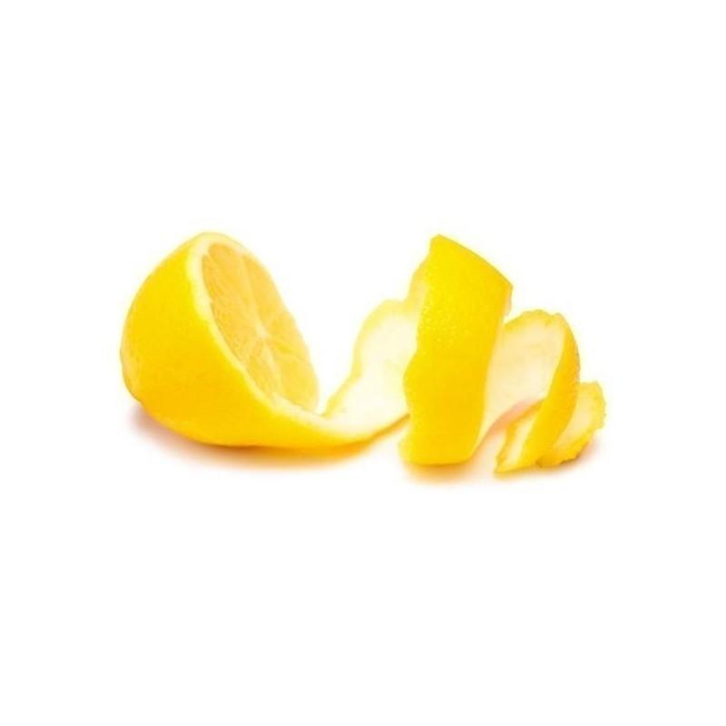 Torkad citronskal - kryddor