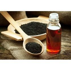 L'huile de nigelle - huile de cumin noir