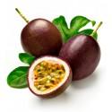 Passiflora Edulis Passionsblomssläktet Frön