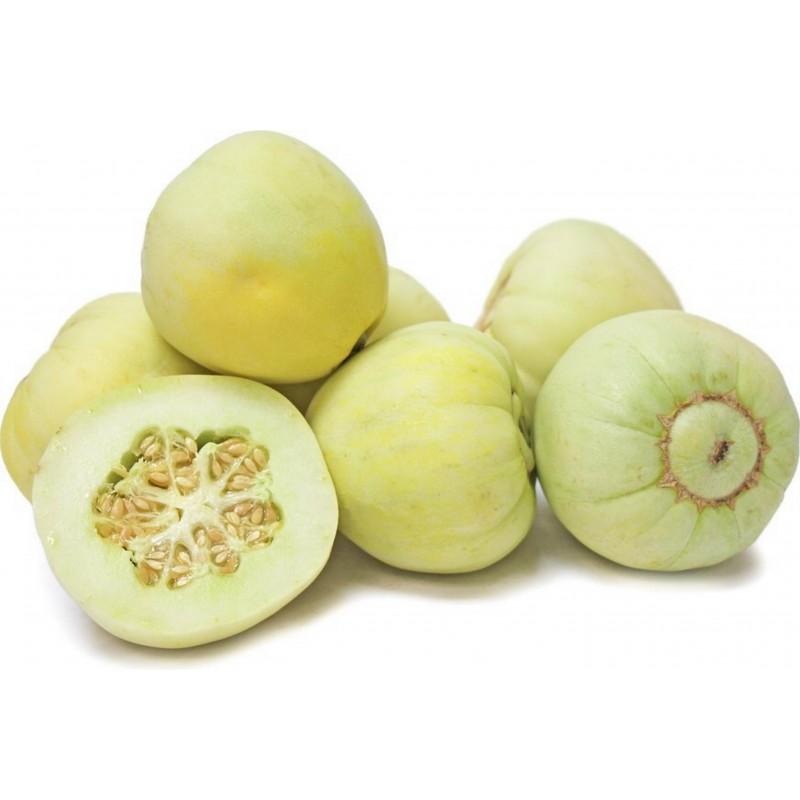 """Japanese Heirloom Melon Seeds """"Sakata's Sweet"""" 2.35 - 1"""