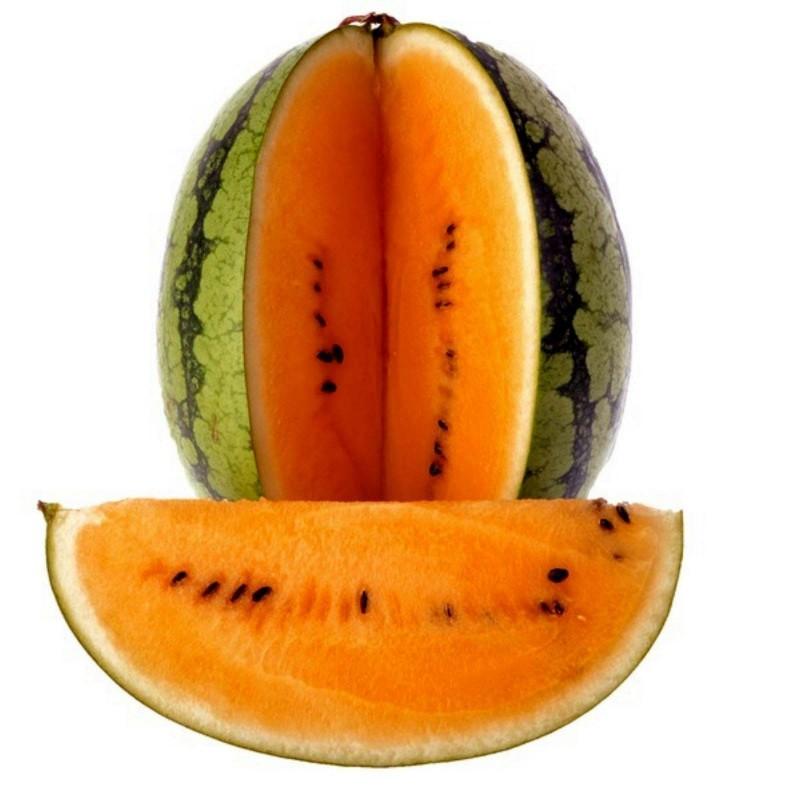 """Orange Vattenmelonfrön """"Tendersweet"""" 1.95 - 3"""