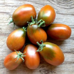 Black Plum Tomato Seeds 2.85 - 3