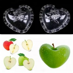 Molde de frutas na forma de...