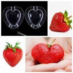 Φρούτα Μούχλα με τη μορφή του Καρδιά, το αχλάδι, το πεπόνι 15 - 1
