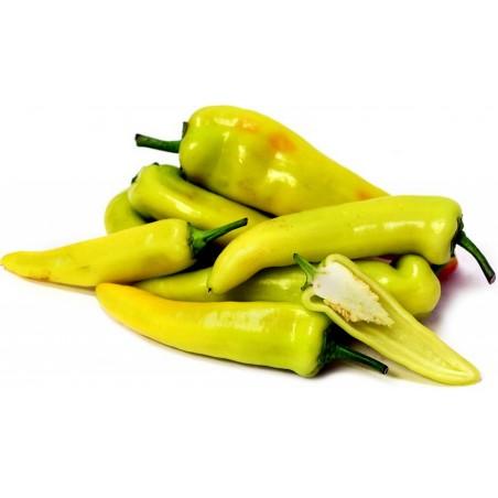 Hungarian Hot Wax Chili Pepper Seed 2 - 1