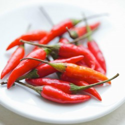 Thai Hot Culinary Chili Frön