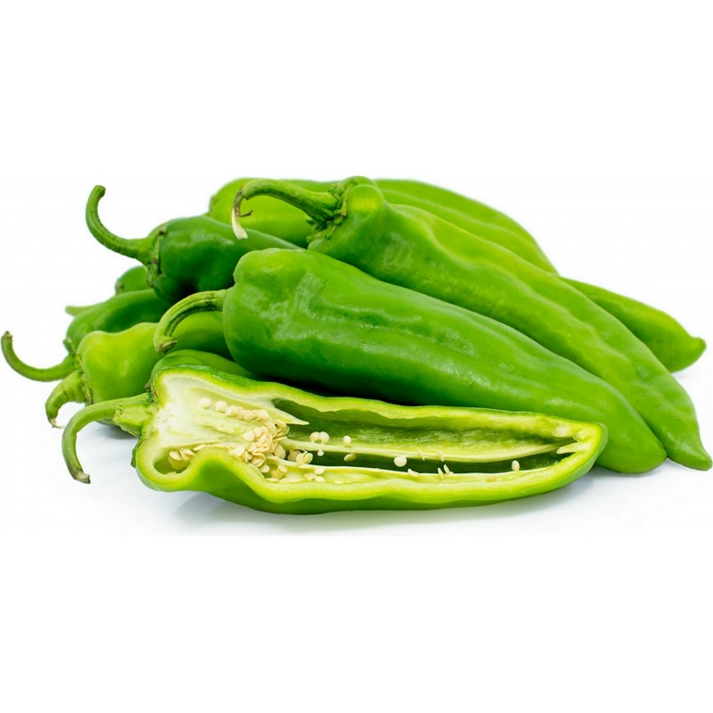 Hot Chili Pepper ANAHEIM seeds (Capsicum Annuum) 1.75 - 5