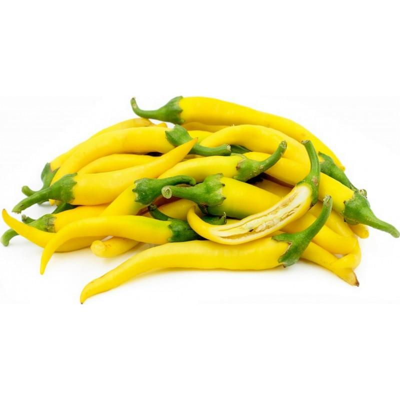 Sementes De Pimenta Golden Cayenne 1.95 - 2