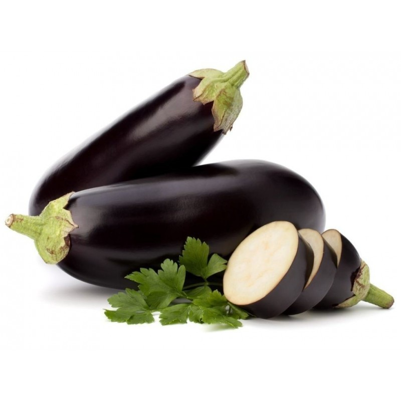 Medium Long Eggplant Seeds