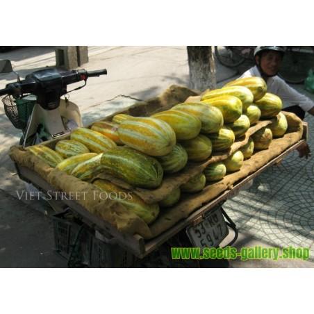 Semillas De Melón Dulce Almizcle Tailandés