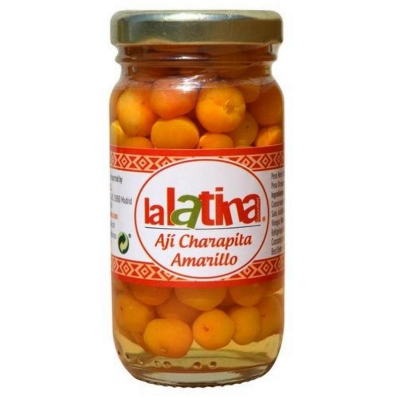 Original aus Peru Eingemachter Charapita Chili 100 Gramm 14.95 - 2