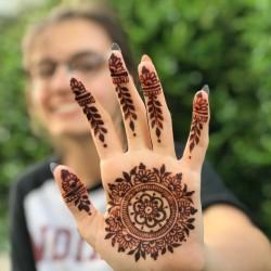 Indijska KANA – HENA Seme 2.5 - 4
