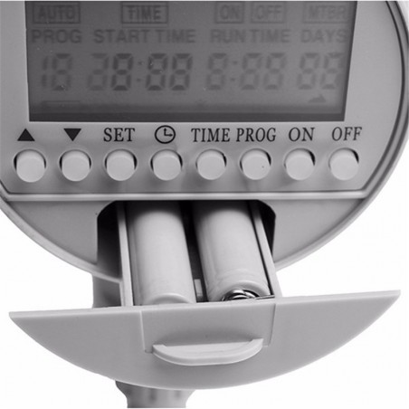 Watering Timer Solar Power Automatic Irrigation Watering Timer Programmable LCD Display Hose Timers Irrigation System 39.95 - 7