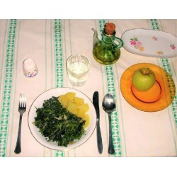 Graines de Bourrache, Plante médicinale (Borago officinalis) 1.55 - 3