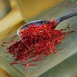Épice au safran (Crocus...
