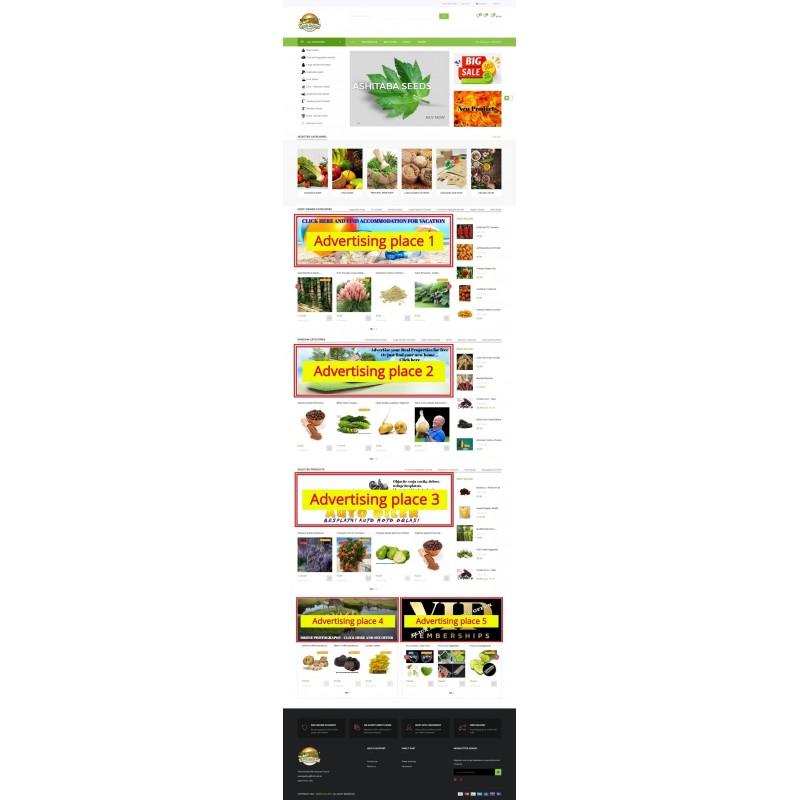 Werbung auf SG 350 - 1