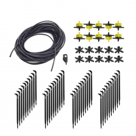 2L drip irrigation kit, 4-way Diversion 22 - 7