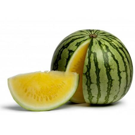 Gul Vattenmelon Frön - Super Söt
