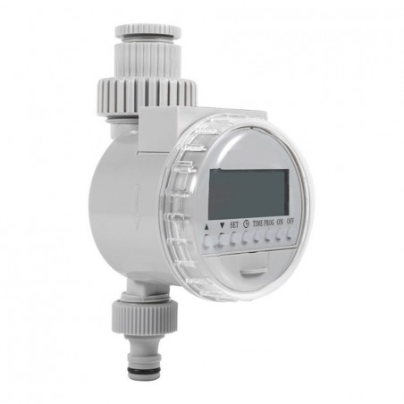 Watering Timer Solar Power Automatic Irrigation Watering Timer Programmable LCD Display Hose Timers Irrigation System 39.95 - 11