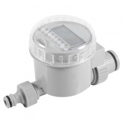 Watering Timer Solar Power Automatic Irrigation Watering Timer Programmable LCD Display Hose Timers Irrigation System 39.95 - 13
