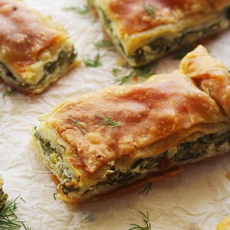 Mamini grčki tradicionalni recepti (87 recepata)